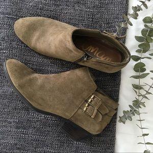 Sam Edelman Petal Ankle Boots